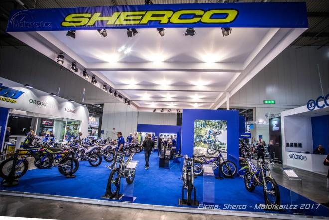 Sherco: Modro-žlutí mají nové enduro SE-R 125