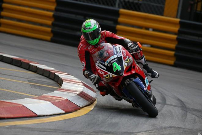 Macau GP 2017 – Závod ukonèily èervené vlajky, vyhrál Irwin
