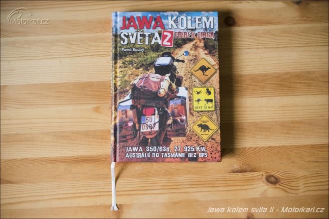 Jawa kolem svìta 2: dobrodružství pokraèuje i na stránkách knihy