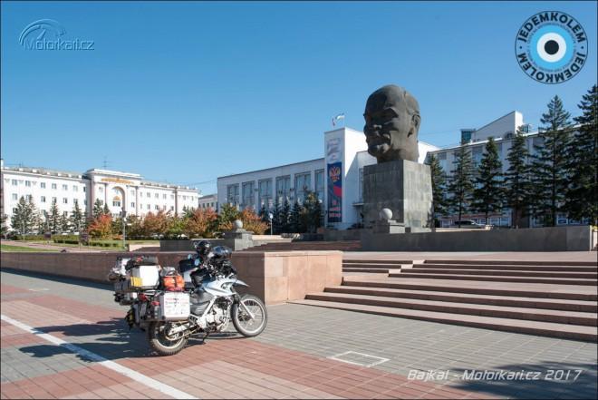 JedemKolem: Na Bajkal!