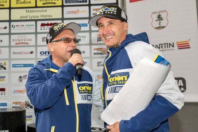 Rozhovor s Petrem Kováøem, manažerem týmu Orion Racing