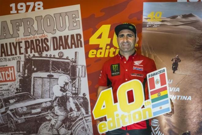 Paulo Goncalves: Bude to nejtìžší Dakar historie!
