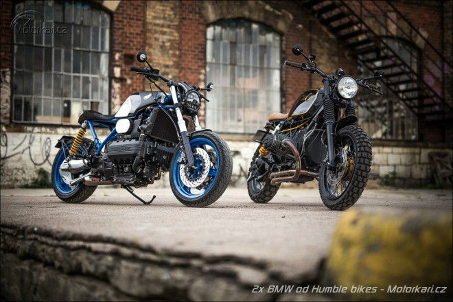 2x BMW od Humble bikes