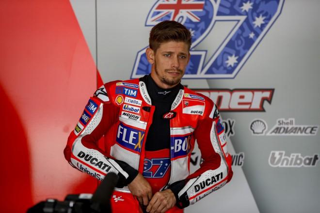 Italská Ducati povolala Stonera k testování