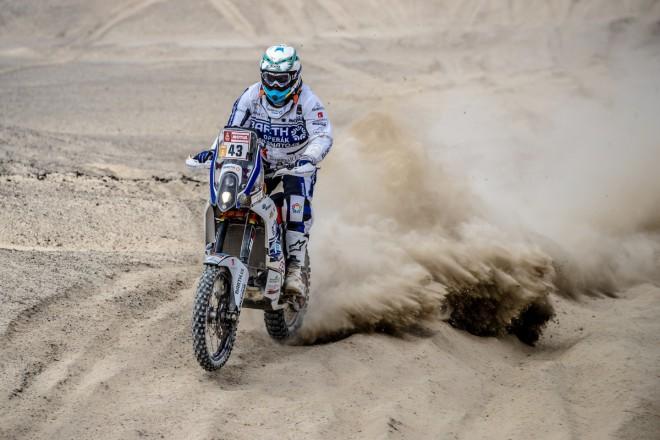 Rallye Dakar: Jezdci BARTH Racing odpovídali na dotazy ètenáøù