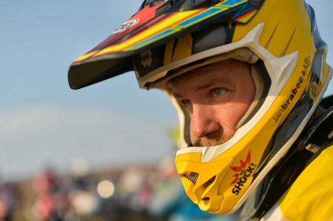 Rallye Dakar: Honza Brabec odpovídal na dotazy ètenáøù
