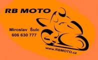 RB MOTOVRAKY - Miroslav Šulc