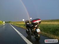 Moto skupina Kawasaki Versys