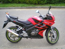 Honda CBR125R - Matìj