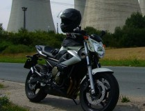 Yamaha XJ6 - Pavel
