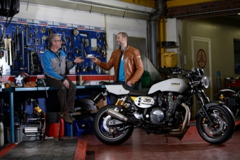 XJR1300 'MR 35th anniversary limited edition'