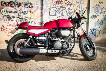 XV950 'Adrenaline Heritage'