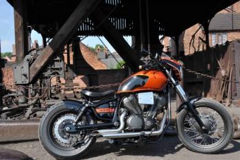 XV950 'Black Country Bobber'