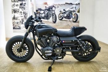 XV950 'Dynamic Dark Dragster'