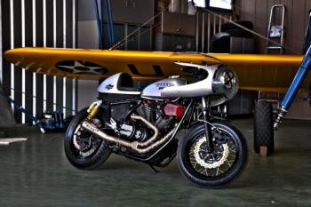 XV950 'Silver Eagle'
