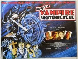 Koupil jsem si upíøí motocykl / I Bought a Vampire Motorcycle