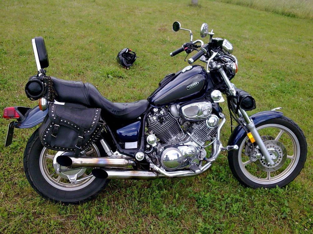 yamaha xv 1100 virago katalog motocykl a motokatalog na. Black Bedroom Furniture Sets. Home Design Ideas