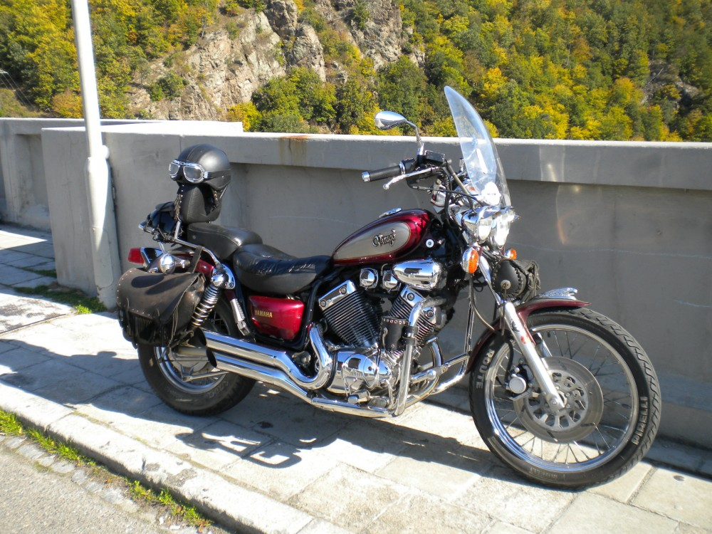 Schema Elettrico Virago 535 : Yamaha xv virago katalog motocykl a motokatalog na