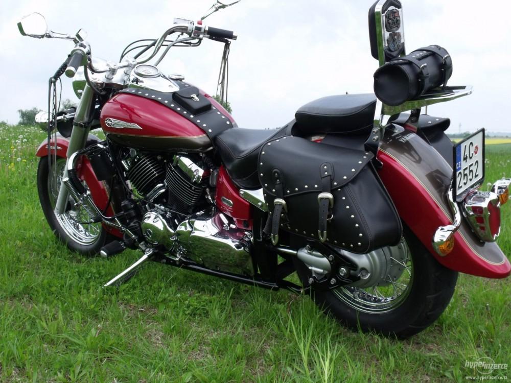 yamaha xvs 650 dragstar classic katalog motocykl a. Black Bedroom Furniture Sets. Home Design Ideas