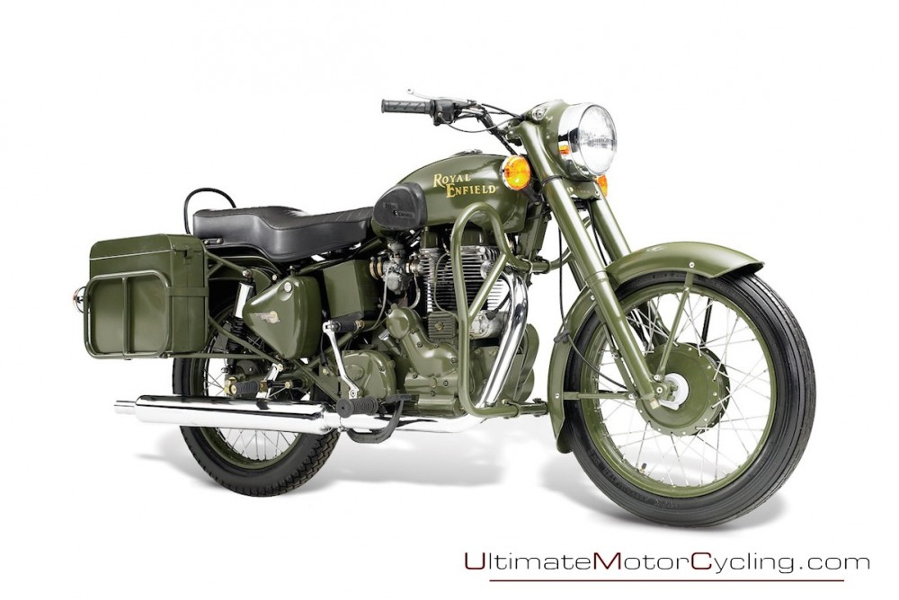 royal enfield bullet military katalog motocykl a. Black Bedroom Furniture Sets. Home Design Ideas