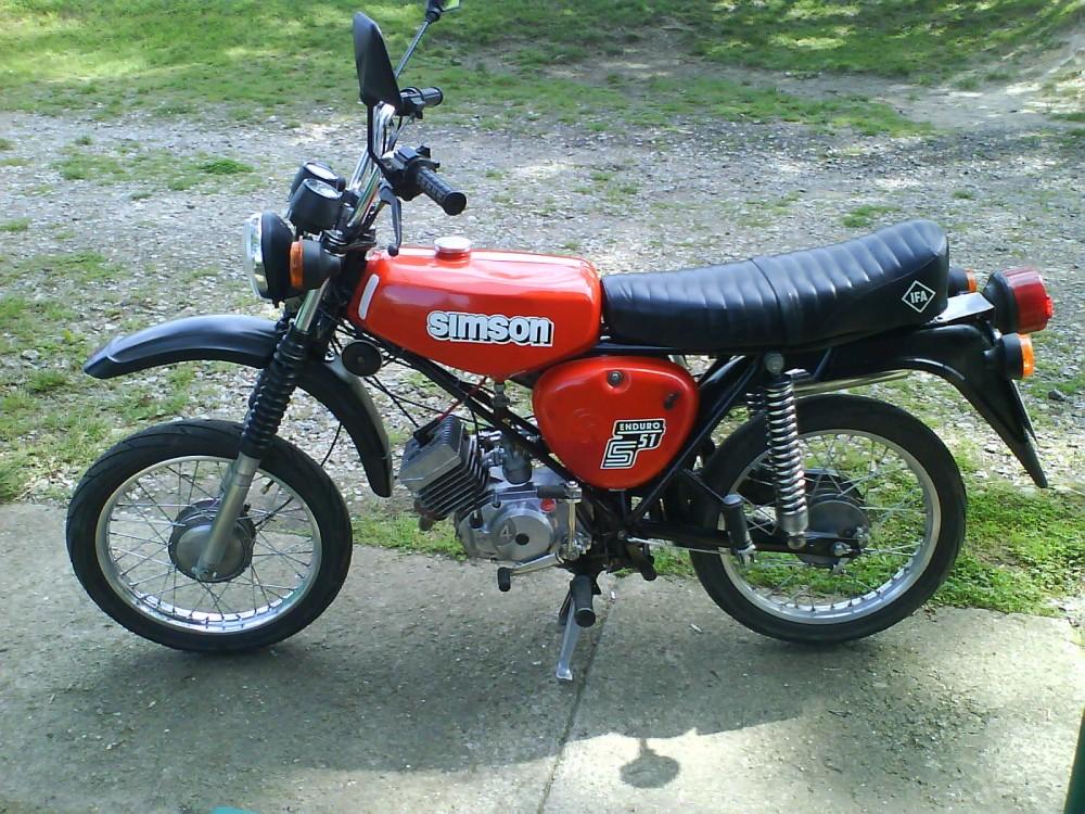 simson s 51 enduro katalog motocykl a motokatalog na. Black Bedroom Furniture Sets. Home Design Ideas