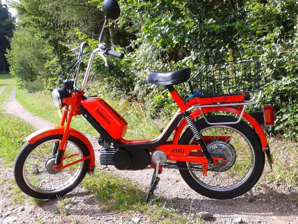 babetta 210 katalog motocykl a motokatalog na. Black Bedroom Furniture Sets. Home Design Ideas