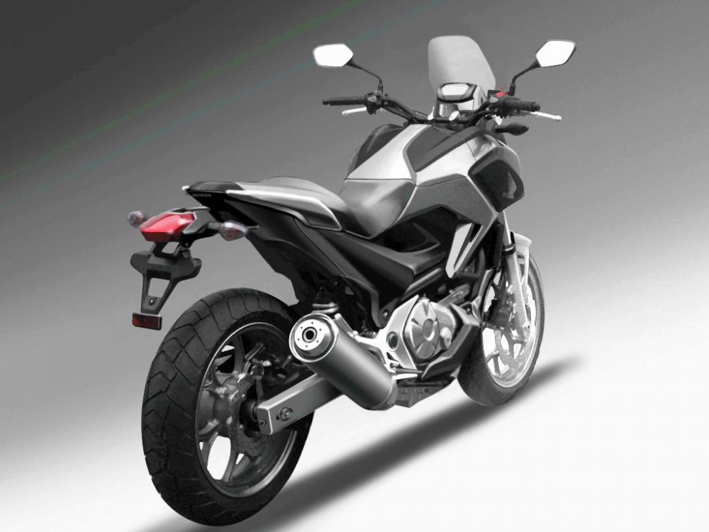 honda nc 700x katalog motocykl a motokatalog na. Black Bedroom Furniture Sets. Home Design Ideas