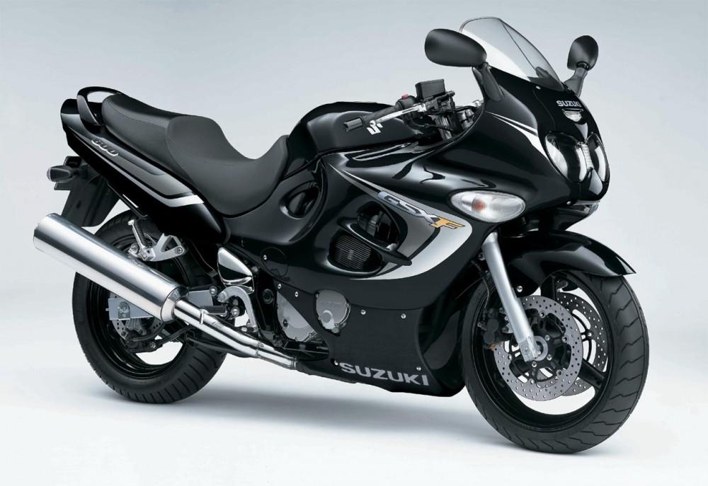 Мотоцикл Suzuki Katana.