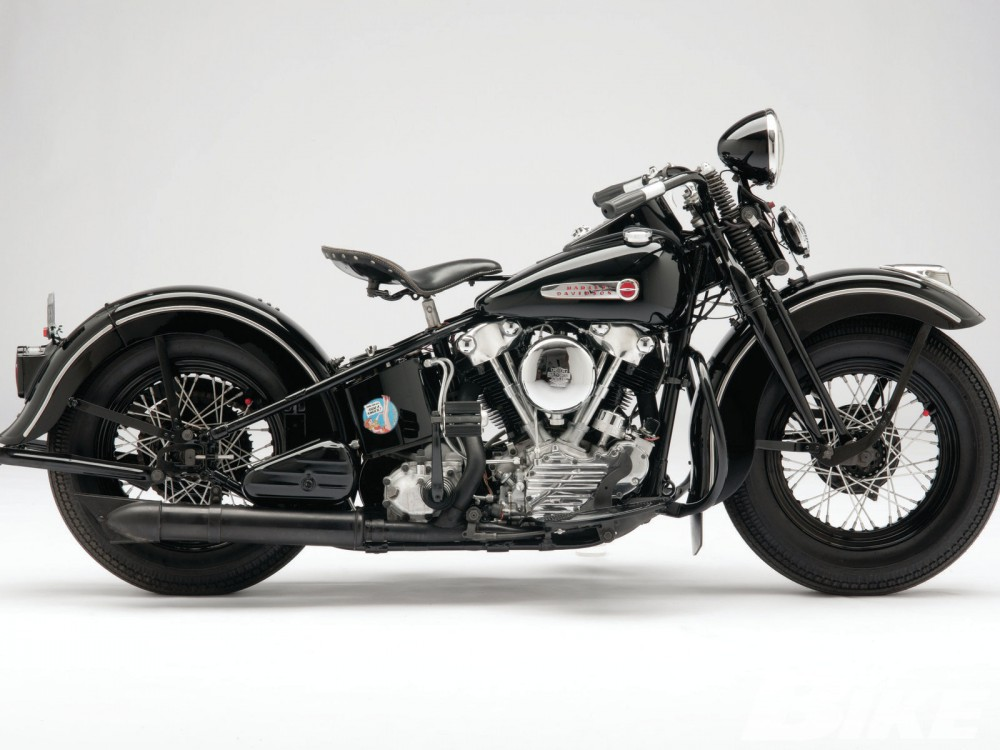 Harley Davidson: Harley Davidson EL 1000 Knucklehead