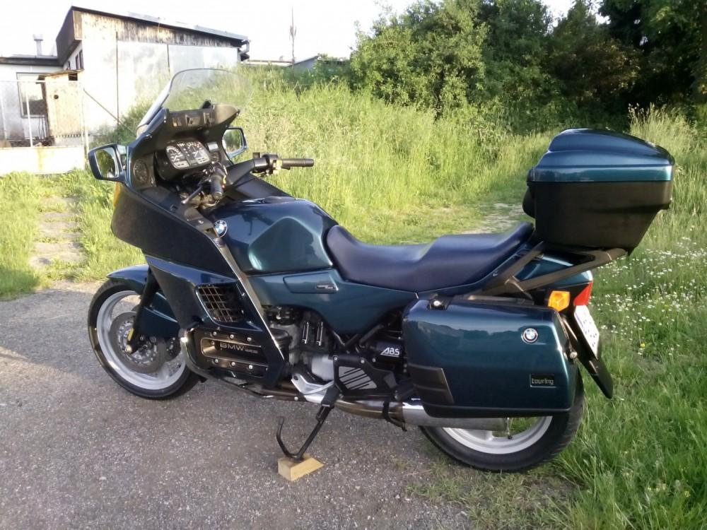 bmw k 1100 lt katalog motocykl a motokatalog na. Black Bedroom Furniture Sets. Home Design Ideas