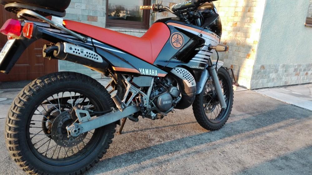 Yamaha TDR 125   Katalog motocykl a motokatalog na Motorki.cz