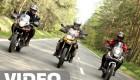 BMW F800GS vs Honda XL700V Transalp vs Yamaha XT660Z Tenere