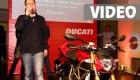 Pøedstavení modelu Streetfighter a Ducati Party Reportáž