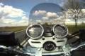 On board Yamaha XJR 1300