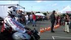 Souboj trial Honda a Honda CB600F Hornet
