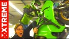 Stunt Moto Kidnapl