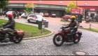 12. sraz motocyklù znaèky Böhmerland, 25. kvìtna 2013, Horní Poèernice
