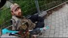 Èeský motorkáø pomáhá vozíèkáøi