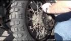 Demontáž - montáž zadního kola