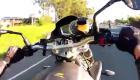 Nezvládnuté wheelie