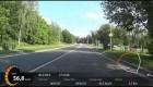 Sony AS100 on Yamaha FZ6 GPS test