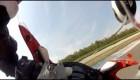 Highside Crash | CBR600 F4