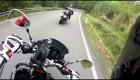 Last Ride in season 2014 - Yamaha FZ6 N & Honda CB 600F hornet-