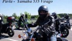 Banda Motorkáøek Lady Bikers 2014