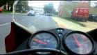 Honda cbr 125r onboard ride