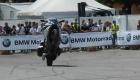 Wheelie s BMW K 1600 GT