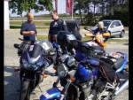 Moto dovolená Chorvatsko Krk-Baška 2011