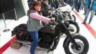 Lady Bikers - Moto výstava Praha Holešovice a Letòany 6.3. 2015