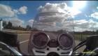 XJR 1300 na dálnici 230 km/h