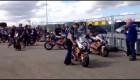 Prùlet s naší motobandou